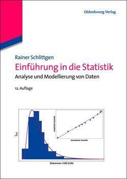 Einführung in die Statistik von Schlittgen,  Rainer