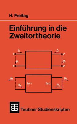 Einführung in die Zweitortheorie von Freitag,  Horst