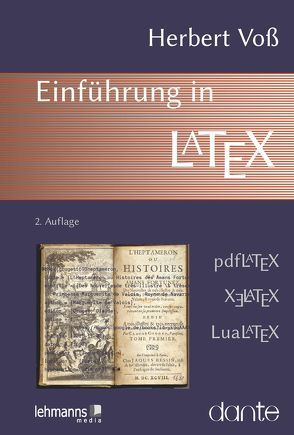 Einführung in LaTeX von Voß,  Herbert