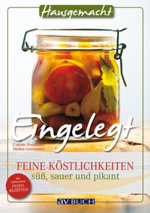Eingelegt von Großauer,  Stefan, Prommer,  Colette