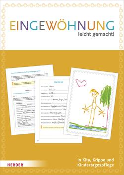 Eingewöhnung leicht gemacht [Starterpaket mit 5x Mein Eingewöhnungsbuch] von Martinet,  Franziska