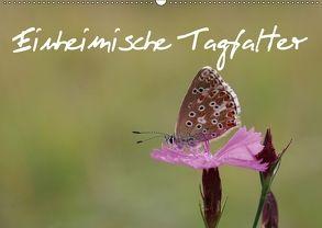 Einheimische Tagfalter (Wandkalender 2018 DIN A2 quer) von Sprenger,  Bernd
