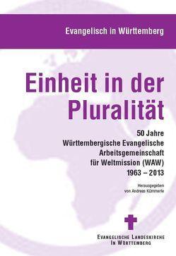 Einheit in der Pluralität von Kümmerle,  Andreas
