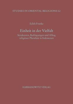 Einheit in der Vielfalt von Franke,  Edith