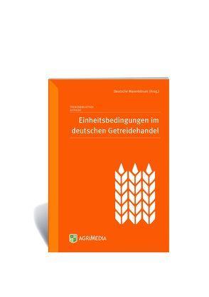 Einheitsbedingungen im deutschen Getreidehandel