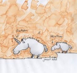 EinHorn & KeinHorn von Eichel,  Janosch