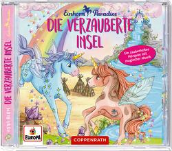 Einhorn-Paradies (CD Hörspiel) von Blum,  Anna