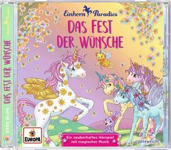 Einhorn-Paradies (CD) von Blum,  Anna