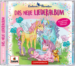 Einhorn-Paradies: Das neue Liederalbum (CD) von Blum,  Anna