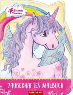 Einhorn-Paradies: Zauberhaftes Malbuch von Finsterbusch,  Monika, Gerigk,  Julia