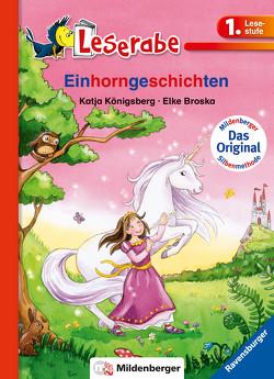 Einhorngeschichten von Broska,  Elke, Königsberg,  Katja