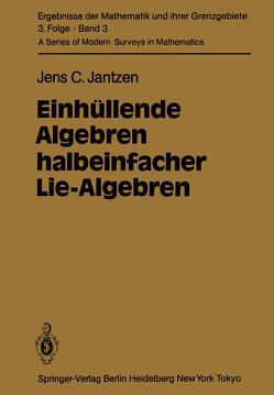 Einhüllende Algebren halbeinfacher Lie-Algebren von Jantzen,  J. C.
