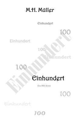 Einhundert von Müller,  M.-H.