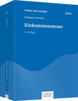 Einkommensteuer von Zenthöfer,  Wolfgang
