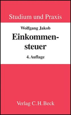 Einkommensteuer von Jakob,  Wolfgang