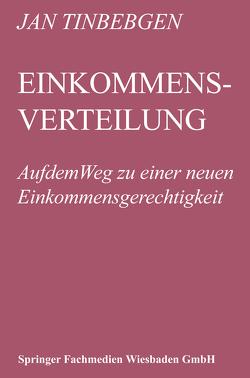 Einkommensverteilung von Tinbergen,  Jan