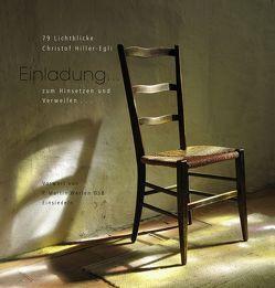 Einladung – 79 Lichtblicke von Hiller-Egli,  Christof