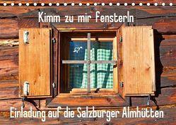 Einladung auf die Salzburger Almhütten (Tischkalender 2019 DIN A5 quer) von Kramer,  Christa