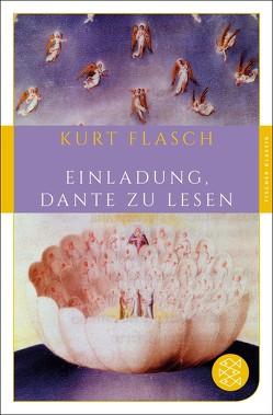 Einladung, Dante zu lesen von Flasch,  Kurt