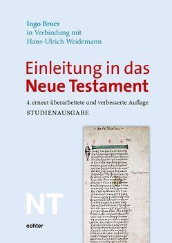 Einleitung in das Neue Testament von Broer,  Ingo, Weidemann,  Hans-Ulrich