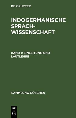 Einleitung und Lautlehre von Krahe,  Hans