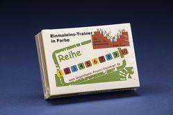 Einmaleins-Trainer in Farbe – Malaufgaben von Steinkopf,  Frank