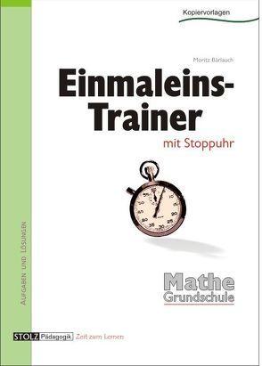 Einmaleins-Trainer mit Stoppuhr von Bärlauch,  Moritz