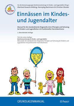 Einnässen im Kindes- und Jugendalter von Bachmann,  Hannsjörg, Kuwertz-Bröking,  Eberhard, Steuber,  Christian