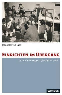 Einrichten im Übergang von Laak,  Jeannette van
