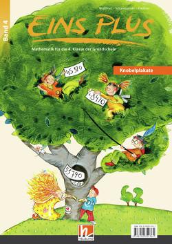 EINS PLUS 4. Ausgabe D. Knobelplakate von Kleißner,  Elisa, Scharnreitner,  Michael, Wohlhart,  David