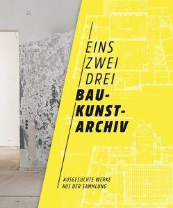 Eins zwei drei Baukunstarchiv von Baukunstarchiv NRW