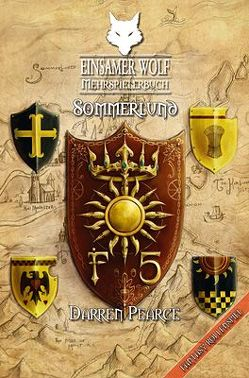Einsamer Wolf Mehrspielerbuch 4 – Sommerlund von Dever,  Joe, Pearce,  Darren