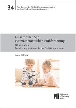 Einsatz einer App zur mathematischen Frühförderung von Birklein,  Laura