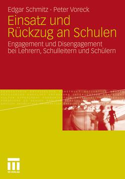 Einsatz und Rückzug an Schulen von Schmitz,  Edgar, Voreck,  Peter