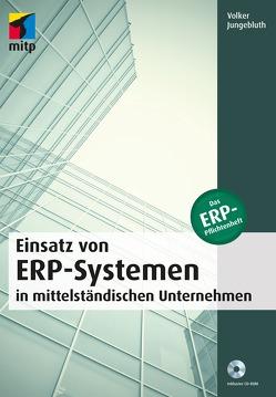 Einsatz von ERP-Systemen in mittelständischen Unternehmen von Jungebluth,  Volker