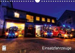 Einsatzfahrzeuge (Wandkalender 2021 DIN A4 quer) von Will,  Markus