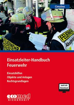 Einsatzleiterhandbuch Feuerwehr digital von Cimolino,  Ulrich