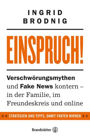 Einspruch! von Brodnig,  Mag. Ingrid, Gafinen,  Marie-Pascale