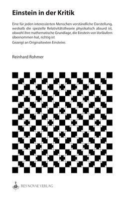 Einstein in der Kritik von Rohmer,  Reinhard