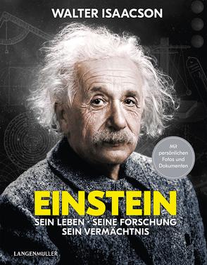 Einstein: Sein Leben, seine Forschung, sein Vermächtnis von Isaacson,  Walter