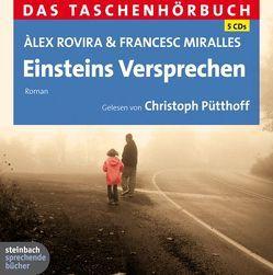 Einsteins Versprechen von Miralles,  Francesc, Pütthoff,  Christoph, Rovira,  Álex