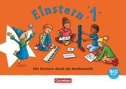 Einstern – Mathematik – Ausgabe 2021 – Band 1 von Bauer,  Roland, Maurach,  Jutta
