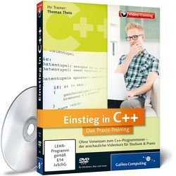 Einstieg in C++ von Theis,  Thomas