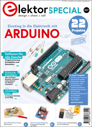Einstieg in die Elektronik mit Arduino