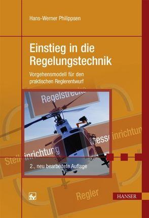 Einstieg in die Regelungstechnik von Philippsen,  Hans-Werner