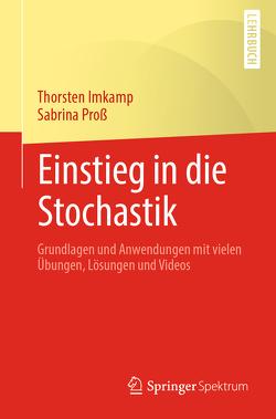 Einstieg in die Stochastik von Imkamp,  Thorsten, Proß,  Sabrina