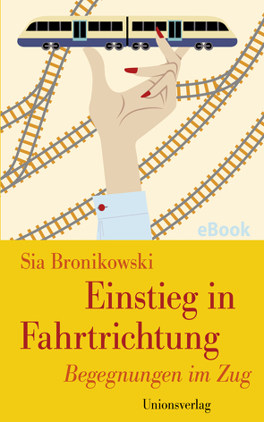 Einstieg in Fahrtrichtung von Bronikowski,  Sia