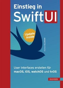 Einstieg in SwiftUI von Sillmann,  Thomas
