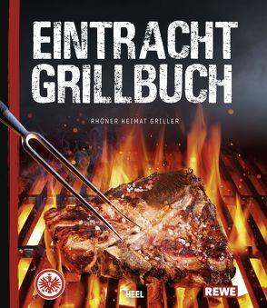 Eintracht Frankfurt Grillbuch von Rhöner Heimat Griller
