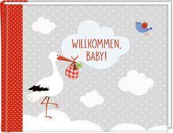 Eintragalbum – BabyGlück – Unser Baby von Mußenbrock,  Anne